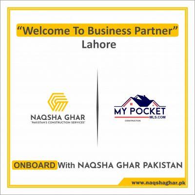 Construction company in lahore - naqsha ghar pakistan - MY POCKET