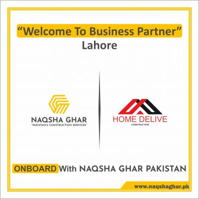 Construction company in lahore - naqsha ghar pakistan - home delive
