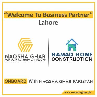 Construction Company in Lahore -HAMAD HOME - Naqsha Ghar