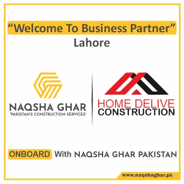Construction Company in Lahore - HOME DELIVE - naqsha Ghar Pakistan