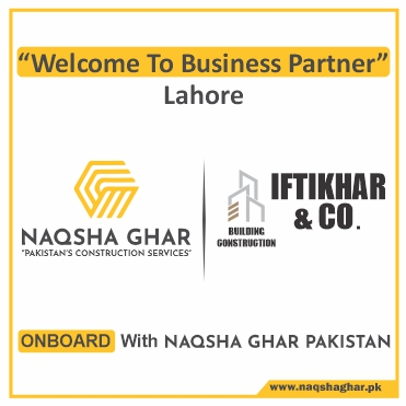 Construction Company in Lahore - IFTIKHAR & CO - Naqsha Ghar Pakistan