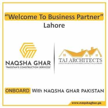 Construction Company in Lahore - TAJ ARCHITECTS - naqsha Ghar Pakistan