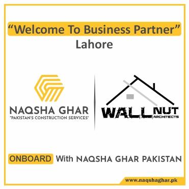 Construction Company in Lahore - WALLNUT - Naqsha ghar Pakistan