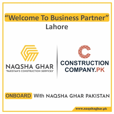 Construction Company in lahore - CONSTRUCTION COMPANY - Naqsha Ghar pakistan